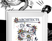 ARCHITECTS • Poster