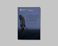 Liquid Land Exhibition Graphics