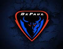 Photoshopped Blue Demon logo