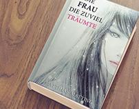 Die Frau die zuviel traumte - book cover