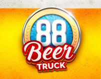 88Beer Truck - TruckFood