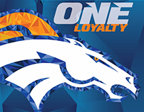 Denver Broncos One Campaign