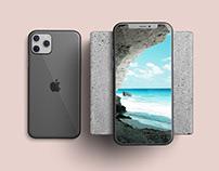 Free Demo iPhone 11 Pro Mockup