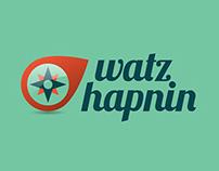 Watzhapnin App