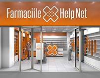 amenajare spatii comerciale - HELP NET
