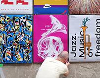 Jazz w Ruinach / Exhibition 2019