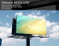 Billboard Mock-Ups
