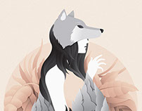 the wolf and the swan