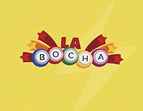La Bocha | Diseño de Logotipo