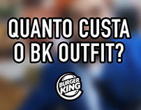 Burger King - Outfit