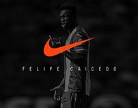 Nike Mercurial | Felipe Caicedo