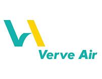 Verve Air Branding