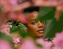 The Girl Who Talks To Flowers