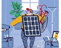 Solar Power for Tenants – For Wirtschaftswoche
