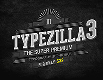 The Super Typography Set