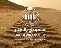 Saudi Wrangler team