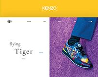 Kenzo Flying Tiger