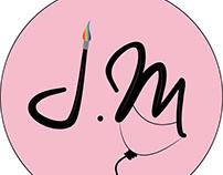 Painter/Graphic Design Logo