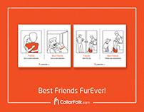 CollarFolk - Friendship Day Social Media Campaign
