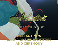 2011 BALLANTINE'S CHAMPIONSHIP