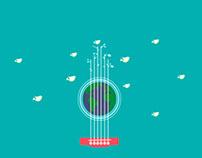 Proyecto Musica de la Tierra - Gifs & Videos.