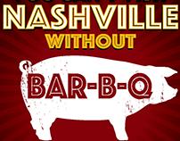 BAR-B-Q Event Poster
