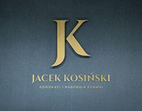 JACEK KOSIŃSKI | branding | web design