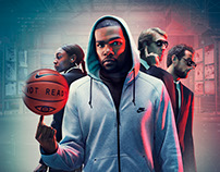 Kevin Durant Nike/Footlocker Retouch