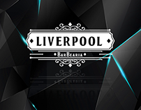 Identidade Visual - Liverpool Barbearia