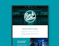 Rock N Roller Glasgow - Website