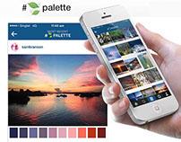 Nature palettes