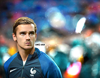 GRIEZMANN NEW EDIT AND RETOUCH