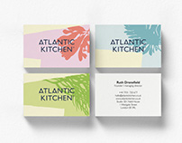 Atlantic Kitchen marketing