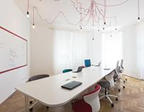 Kancelář Getboost media — Studio Perspektiv