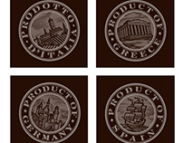 Cost Plus Worldmarket Seals illustrated by Steven Noble