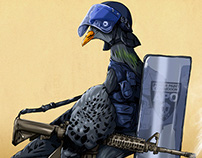 Projet Ghetto Pigeon Apo part II