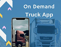 On Demand Truck App