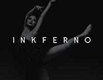 I N K F E R N O • Typeface