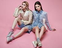 Pastel Play for MOD Magazine
