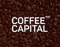 Coffee Capital Concept