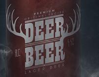 Beer branding/naming, logo, label, package
