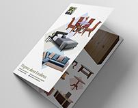 Bira Furniture Flyer Design