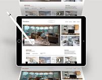 Landing Page Development | Deusina Architecture