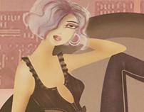 Illustraciones de Moda