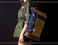 Thirthin Store Branding Design