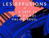Scénographie Festival Les Effusions