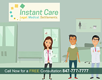 InstantCare Animation TV Commercial