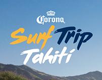 Corona Surf Trip Tahití