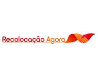 Logotipo Recolocação Agora