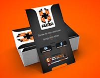 AlexA Card